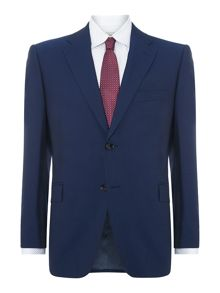 Howick Tailored Bath Sb2 Notch Lapel Panama Suit Jacket
