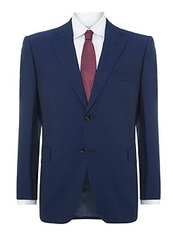 Men's Howick Tailored Bath Sb2 Notch Lapel Panama