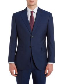 Bath Sb2 Notch Lapel Panama Suit Jacket
