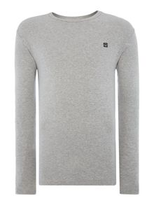 Duck and Cover Nash plain crew neck regular fit t-shirt