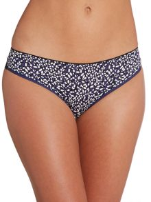 Wonderbra Flower print brazilian