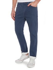 Line 8 522 Slim Taper Jean In Medium Wash With Co