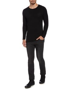 Germain Plain Crew Neck Jumper