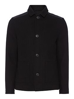 Floyd Casual Double Breasted Overcoat