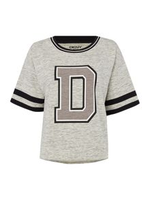DKNY Short Sleeve Logo T-Shirt
