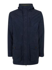 Yarmouth Hooded Showerproof Jacket