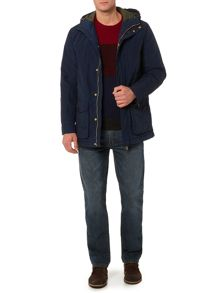 Howick Yarmouth Hooded Showerproof Jacket