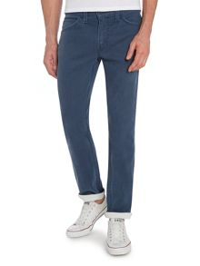 Line 8 511 Petrol Slim Fit Jean
