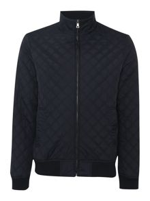Linea Linea Swallow Quilted Bomber Jacket