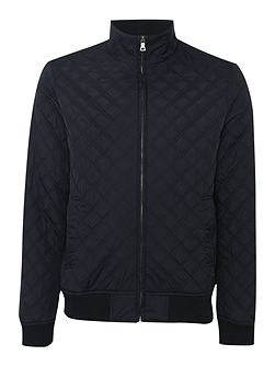 Linea Swallow Quilted Bomber Jacket