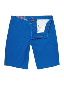 Alpha Twill Short Regular Length Shorts