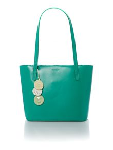 De Beauvoir green medium tote bag