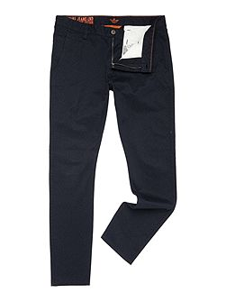 Alpha All Over Print Skinny Fit Chinos