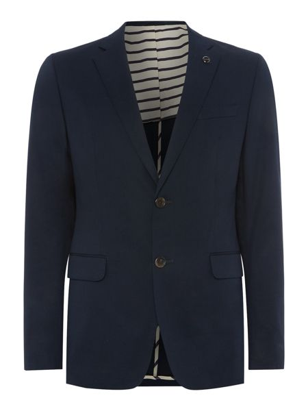 Michael Kors Two-Button Casual Lightweight Blazer