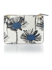 Forget me not cross body bag