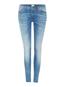 Luz Skinny Fit Denim