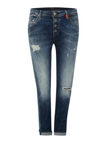 Pilar Boyfit Fit Denim