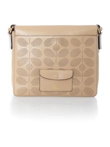 Olivia neutral shoulder bag