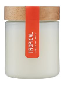 Tropical Jar Candle