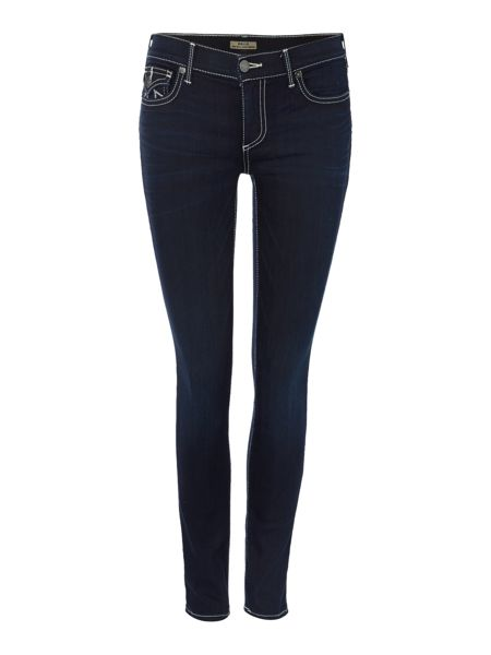 True Religion Halle super t skinny jean in painful love