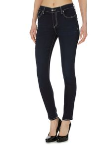Halle super t skinny jean in painful love