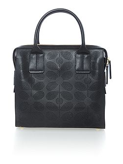 Margot black tote bag