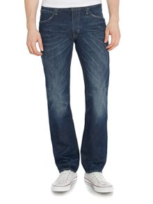 Daren Regular Fit Jean In Dark Wash