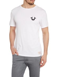 Logo Crew Neck Regular Fit T-Shirt