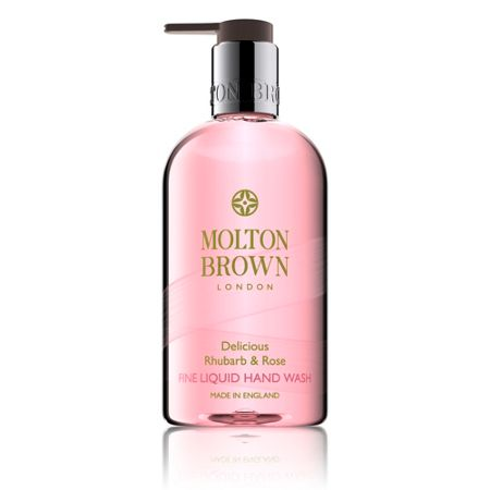 Molton Brown Delicious Rhubarb & Rose Fine Hand Wash 300ml