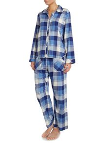Cyberjammies Bold Check PJ Set