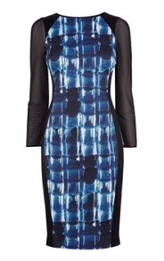 Karen Millen Graphic print dress