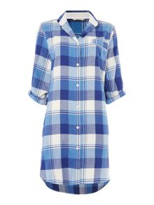 Cyberjammies Bold Check Night shirt
