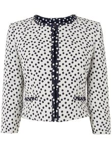 Marcella spot jacket