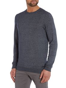 Sylvain Crew Neck Long Sleeve Sweater