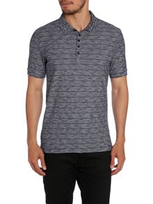 Tamtun Knitted Polo Shirt