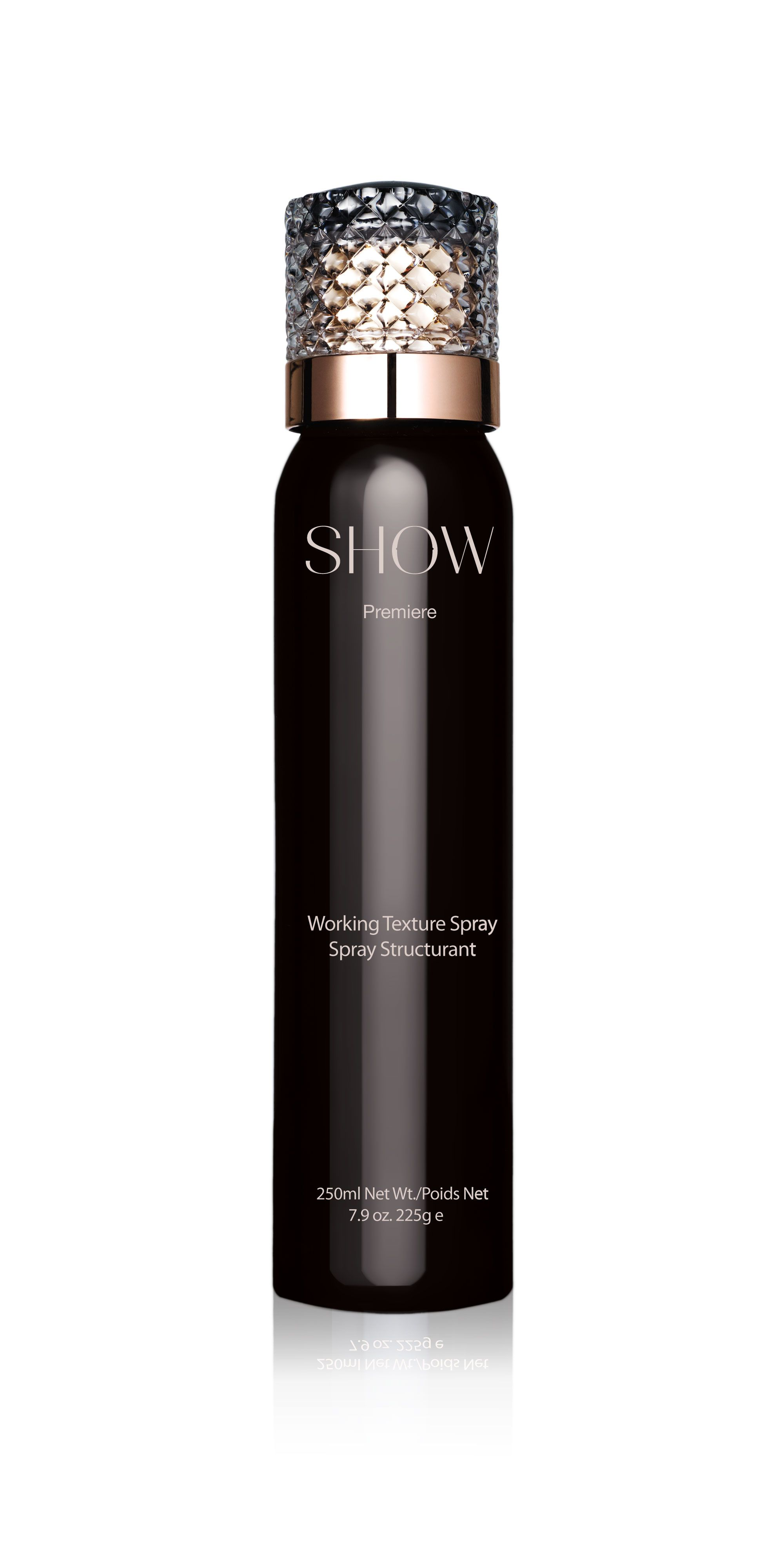 Show Show Premiere Working Texture Spray