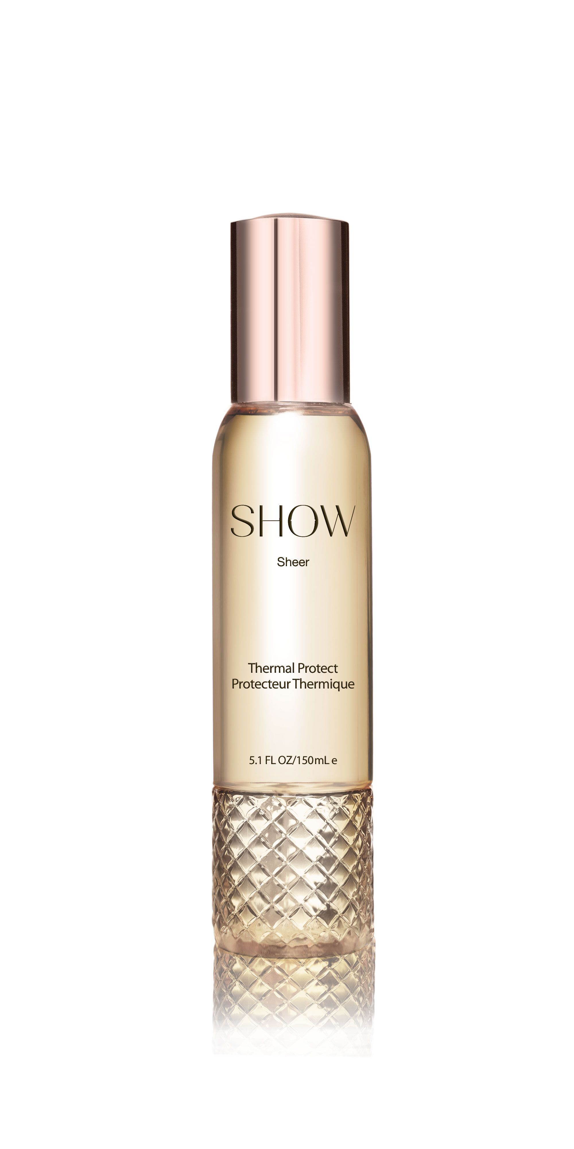 Show Show Sheer Thermal Protect