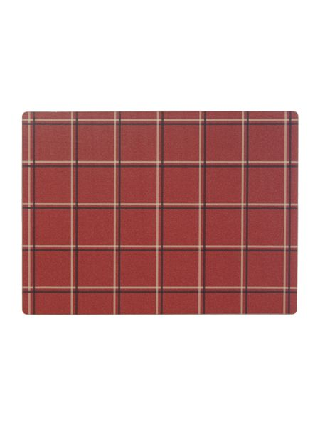 Linea Chesnut cork placemats Set Of 4
