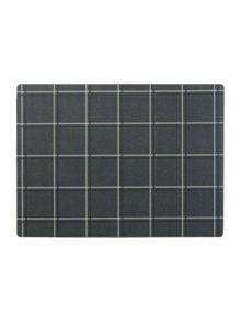 Graphite cork placemats Set Of 4