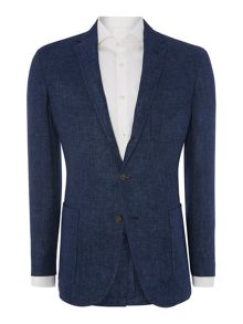 Polo Ralph Lauren Solid Washed Linen Jacket