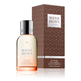 Molton Brown Re-charge Black Pepper - Eau De Toilette 50ml