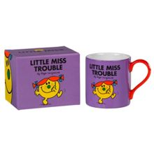 Mr Men Little Miss Trouble Mug