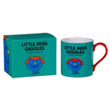 Mr Men Little Miss Giggles Mug