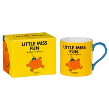 Mr Men Little Miss Fun Mug