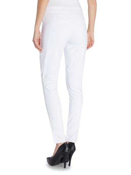Y.A.S. Skinny trousers with zip pockets
