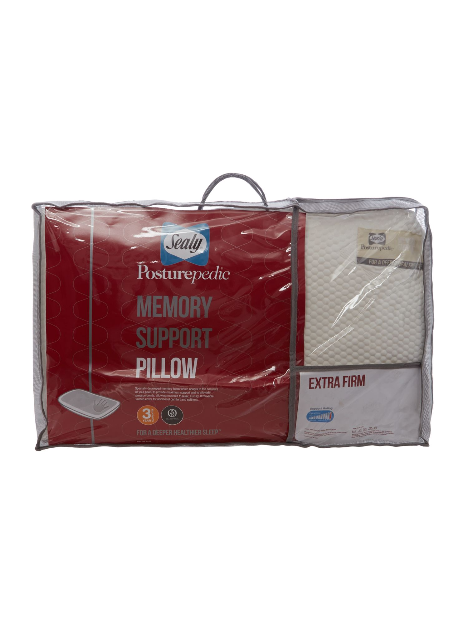 Image of Sealy Sealy Memory Foam Pillow