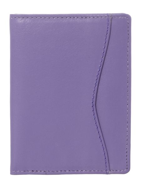 Golunski Purple travel card holder