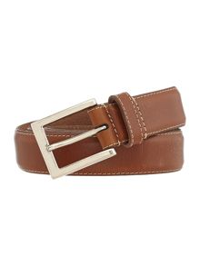 Leather Stitched Belt