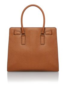 Dillon tan tote bag