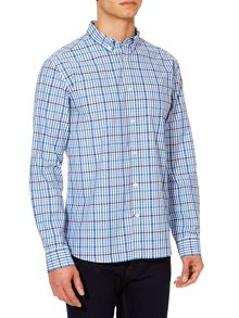 Howick Benton Check Long Sleeve Shirt